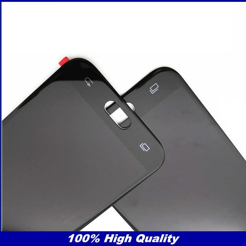 Reemplazo de LCDs para Samsung Galaxy J3 2017 J330 J330F teléfono pantalla LCD pantalla táctil digitalizador Asamblea con Control de brillo