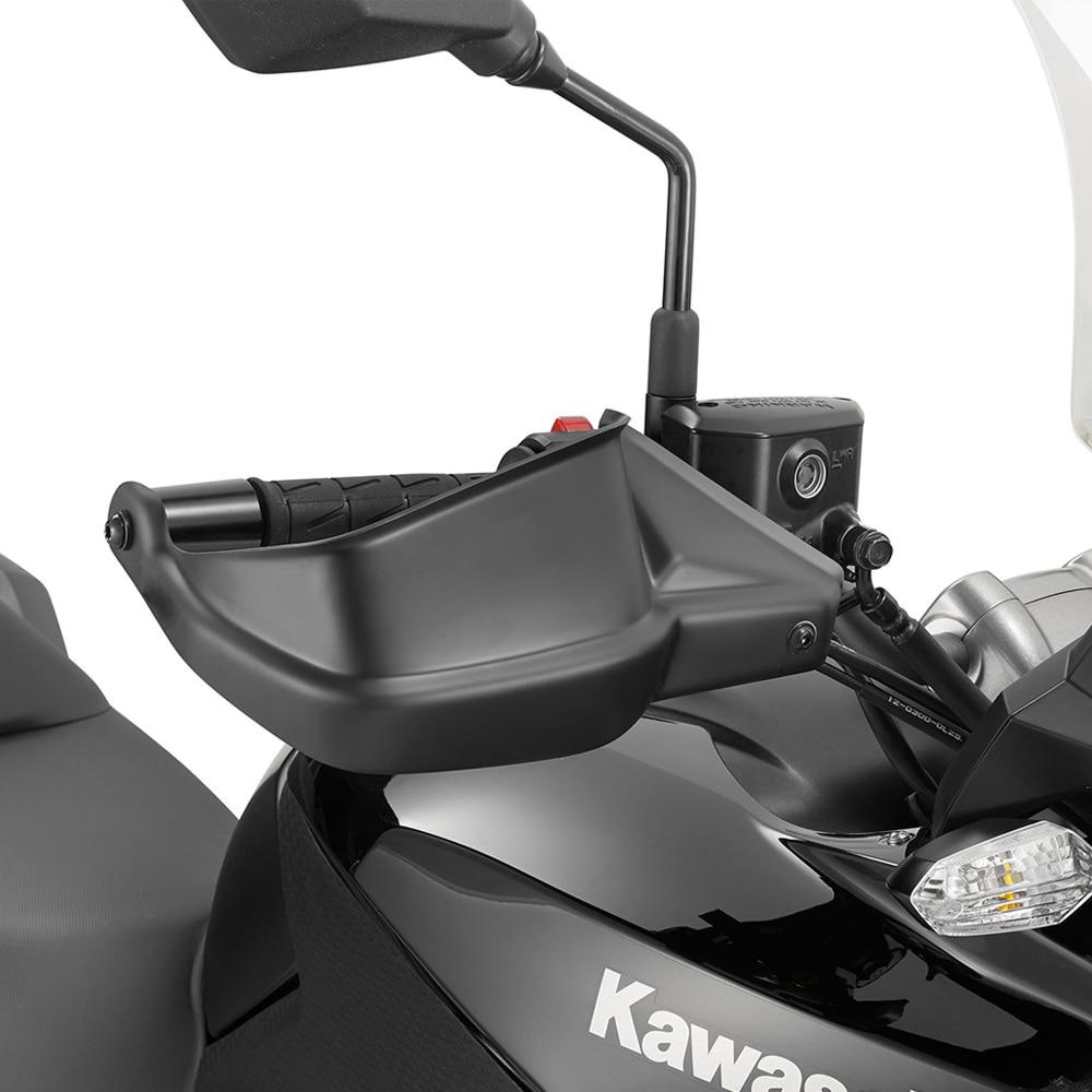 For Kawasaki Versys 650 1000 Z900 Motocycle hand handle guard protector handlebar handguards shields Brake Clutch Windshield(China)