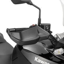 Para kawasaki versys 650 1000 z900 proteção de mão, para-brisas de freio e embreagem