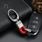 Leather Car Key Ring...