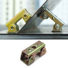 V Type Clamps Welding Holder Fixture Adjustable Strong Bracket Weld Hand Tool