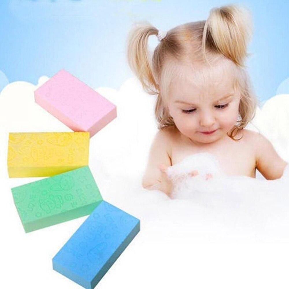1 Pcs Baby Sponge Exfoliating Massage Bath Towel Bathe Rubbing Towel To Dead Skin Bath Ball Multicolor 6