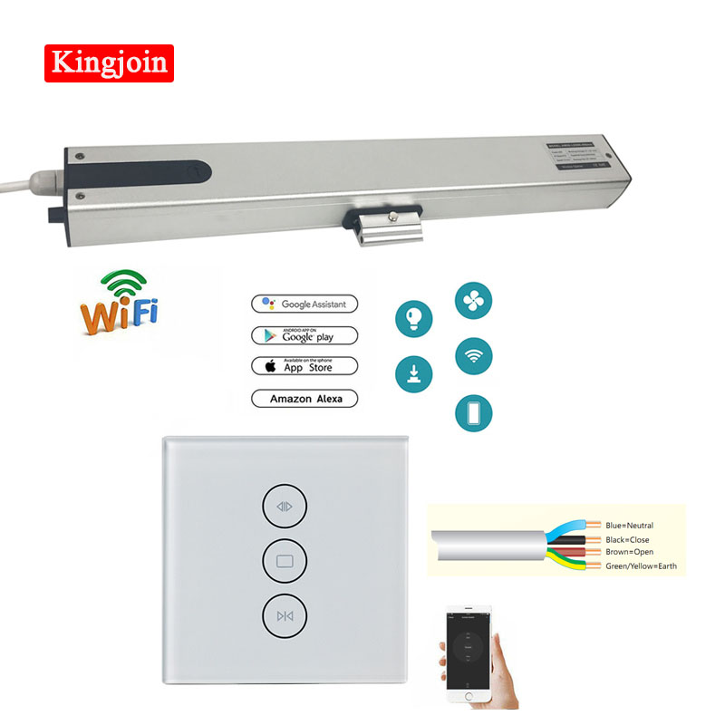 Electric Automatic Chain Window Opener Family Bedroom Ventilation Window Opener Automatischer Fensteroffner