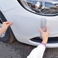 Diy защитная пленка на автомобиль Анти Царапины протектор прозрачная