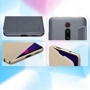 Image 5 - For xiaomi mi 9T/9T Pro wersja globalna etui NILLKIN Sparkle klapki PU skórzane obudowa do xiaomi Redmi  K20/K20 Pro etui na telefon