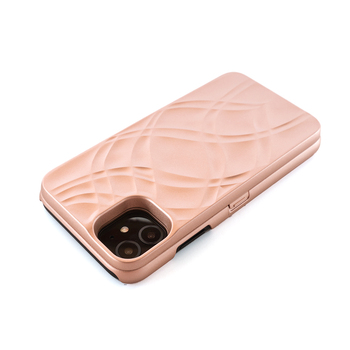 W7ETBEN Dual Layer Flip Case for iPhone XS Max XR X 6 7 8 Plus Card Slot Wallet Make Up Mirror Back Cover for iphone11 Pro Max 1