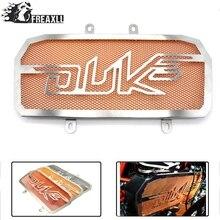 For KTM DUKE390 DUKE 390 2017 2018 2019 DUKE250 Motorcycle Radiator Grille Guard Cover Protector