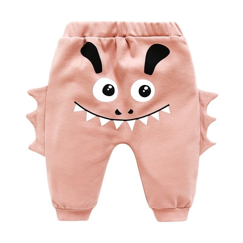 2020 Spring Autumn Newborn Clothing Baby Leggings Newborn Baby Girl Leggings Cotton Long Pants Baby Boy Bottoms