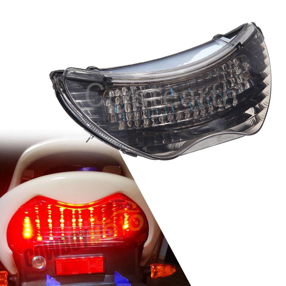 Rear Tail Light Brake Turn Signal Integrated LED Light For Honda CBR600 F4i 04 05 06 CBR 600 F4 99-00 CBR900RR CBR 900RR 1999