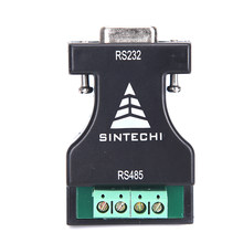 RS-232 rs232 a RS-485 rs485 interface serial adaptador conversor novo