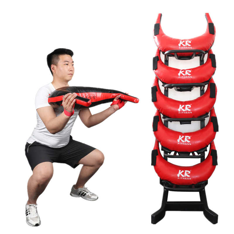 Unfilled Bulgarian Power Bag MMA Boxing Crossfit Training Weights Home Gym