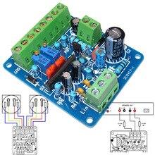 新しいホットdc 12v vuメーターオーディオパワーアンプレベルメータードライブモジュール