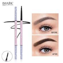 Cosmetic-Soap Eyebrow-Pencil IMAGIC Natural-Superfine Waterproof Gel Hair-Fluffy Moisturizing