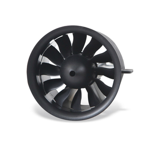 Image 4 - FMS 70mm Ducted Fan Jet EDF Unit 6S Pro 12 blade With 3060 KV1900 Inrunner Motor Engine (optional) RC Airplane Model Plane Parts