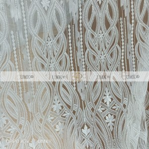 Image 5 - فستان زفاف أنيق بوهو من UMK 2020 بحزام كتف مثير بدون ظهر فستان زفاف بوهيمي على شكل حرف a