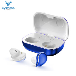 SE9 HiFi Metal Wireless Earphones Bluetooth 5.0 ANC Noise Cancelling Headset Touch Headphones HiFi Bass 2600mAh Charger Battery