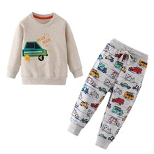 Toddler Baby Boys Clothes 2pcs Outfit Children Clothing 2020 Autumn Spring Kids Clothes Boys Casual Suit for Boys Clothing Sets 2017 spring newborn baby boy clothes bow lie kids suit clothing sets 3pcs children bebe solid cloth outfit sport coats boys