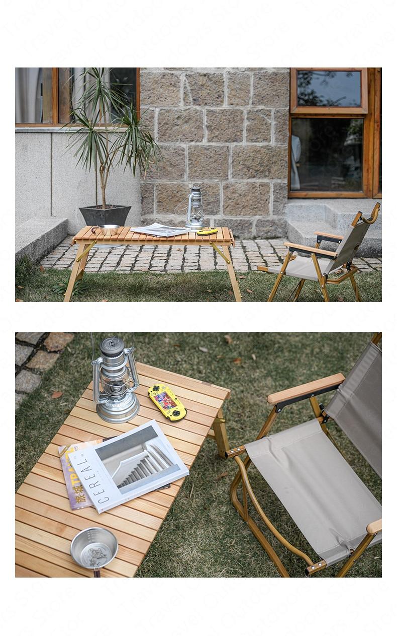Naturehike ao ar livre dobrável mesa de