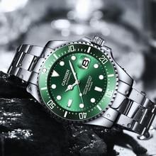 CADISEN Design Brand Luxury Men Watches Automatic W