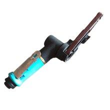 Воздушный ленточно-шлифовальный станок для шлифовальной ленты адаптер пневматический DIY шлифовальной ленты угловая шлифовальная машина ш...