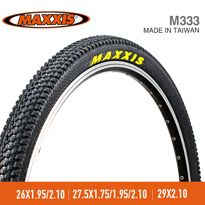 1 шт. MAXXIS 26 M333 оригинальная шина для горного велосипеда 26*2,1 27,5*1,75/1,95/2,1 29*2,1 60TPI велосипедная шина шины для горного велосипеда 29 MTB шины