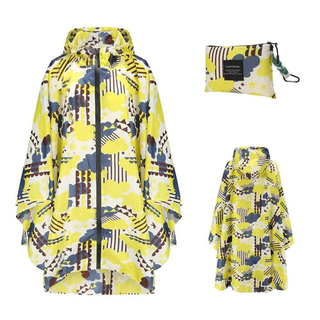 Big Size XXL Women Breathable Raincoat Lightweight Rain Coat Poncho Ladies Waterproof Cloak Raincoats Adults Windproof Rainwear 2