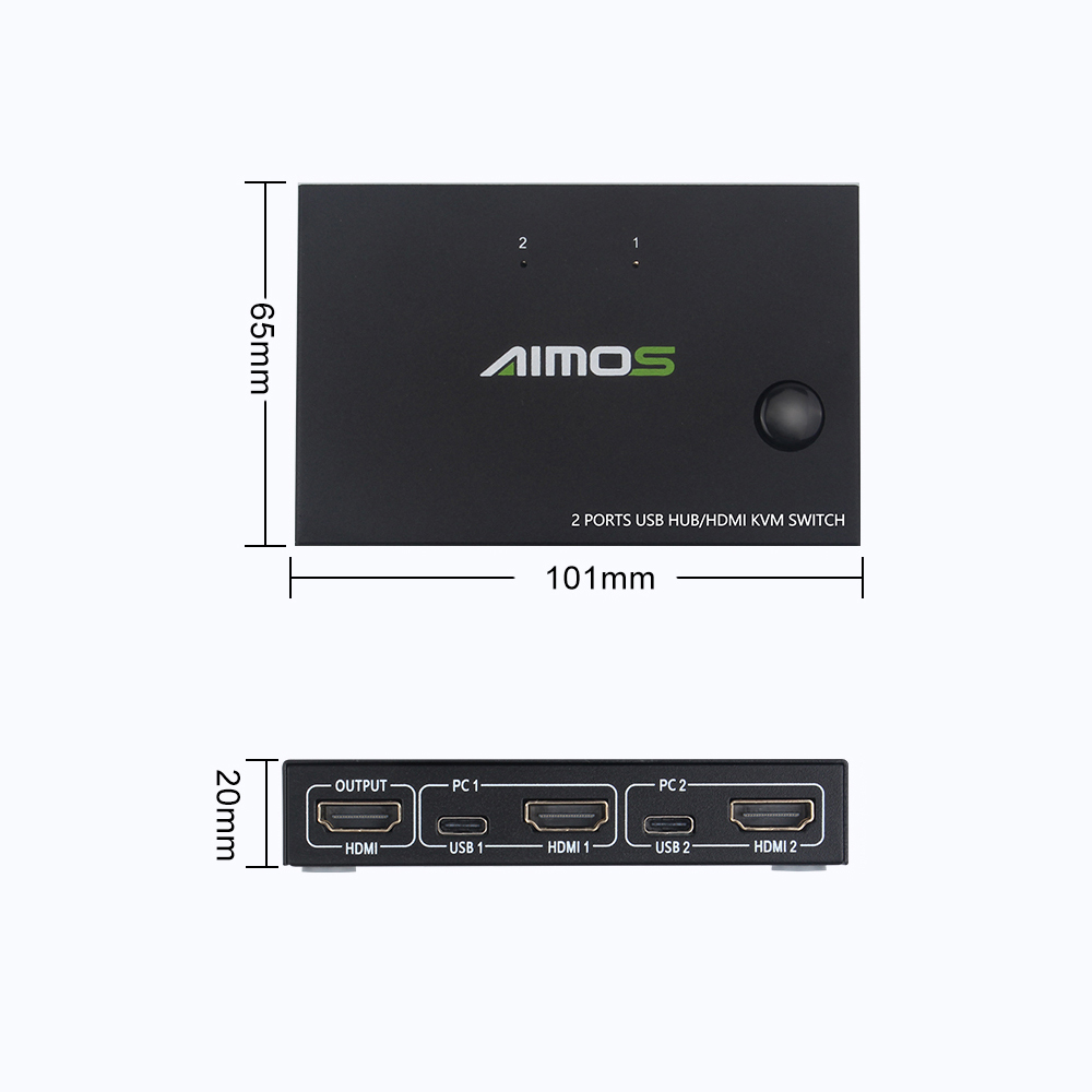 kvm switch divisor de 10gbps usb para 05