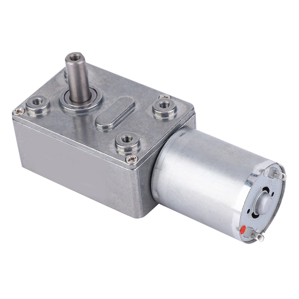 High Torque 2RPM DC24V Geared Motor Electric Reversible Gear Box Reduction Motor