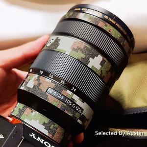 Image 1 - เลนส์ผิวรูปลอกป้องกันห่อสติกเกอร์สำหรับSony 16 35 F4 24 70 2.8GM 70 200 2.8GM F4 70 300 Anti Scratch