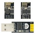 USB к ESP8266 WI-FI модуль ESP-01 ESP-01S плата адаптера компьютера телефона WI-FI беспроводной связи микроконтроллер развития