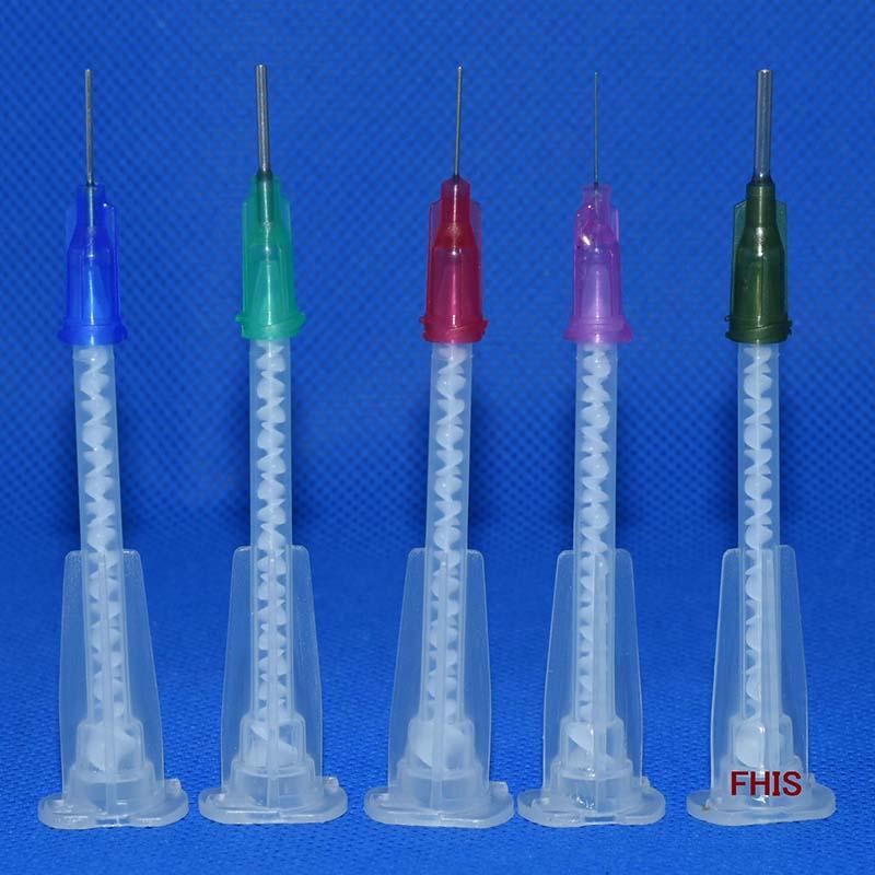 Epoxi gyantakeverő statikus MA3.0-17S keverő fúvókák Pore Core - Elektromos szerszám kiegészítők - Fénykép 4