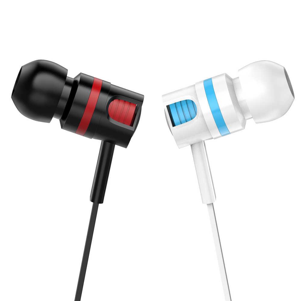 أوي T2 سماعة أذن سلكية مع 3.5 مللي متر التوصيل في الأذن سماعة الألعاب ألعاب دعم الهاتف الذكي سامسونج