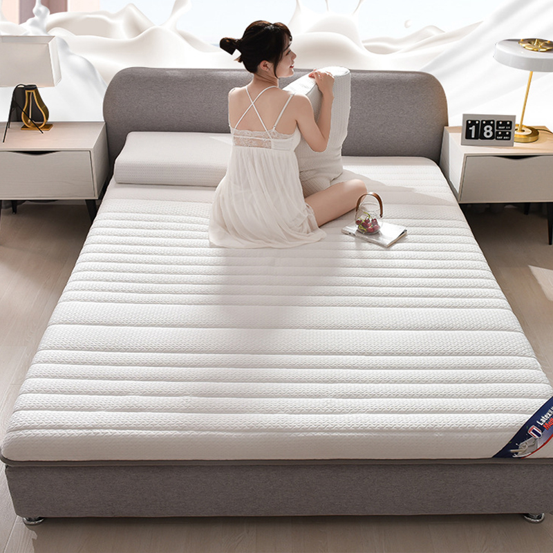 Memory Foam Latex Mattress Folding Mattress Topper For Queen/King /Twin/Full Size Bed Breathe Foam Tatami Mattress