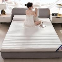 Memory Foam Latex Mattress Folding Mattress Topper For Queen/King /Twin/Full Size Bed Breathe Foam Tatami Mattress
