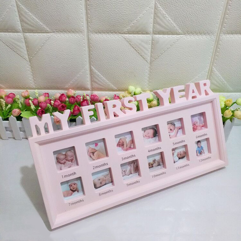 Creative DIY 0-12 Month Baby