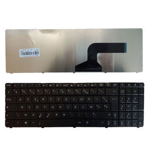 French Keyboard FOR ASUS K52 N50 N53S N53SV K52F K53S K53SV K72F A53 A52 U50 G51 N51 N53 FR laptop Keyboard Black(China)