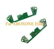 2 個オリジナル交換パドルスイッチボードxbox oneエリートワイヤレスコントローラスイッチボードpcbリア回路ボードパドル