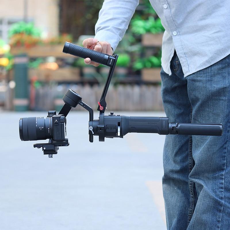 Portable Extension Handle Grip for Zhiyun Crane2 for Feiyu AK2000 Inverted Handle Sling