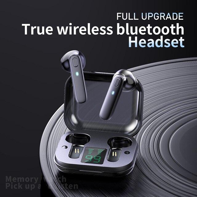 R20 TWS Bluetooth Earphone Wireless  2