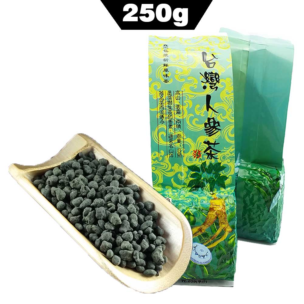 2020 Taiwan Ginseng Cha Oolong Tea For Sliming And Health 250g / Bag Packaging