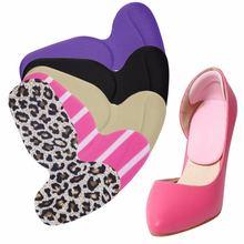1 пара Т образные стельки для обуви силиконовая губка прочная