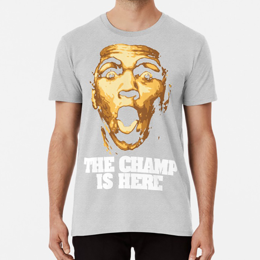 I Am Ali The Champ Is Here T Shirt I Am Ali The Champ Is Here image