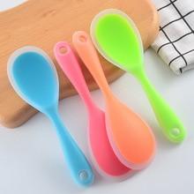 Силиконовые кухонные инструменты для выпечки ложки и ложки, инструменты для приготовления приправ, кофейные инструменты, ложка для детского мороженого, настольный инструмент