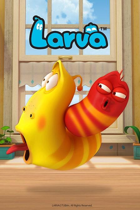 韩国搞笑动画短片【Larva臭屁虫】第1-3全季 HD720P 迅雷下载