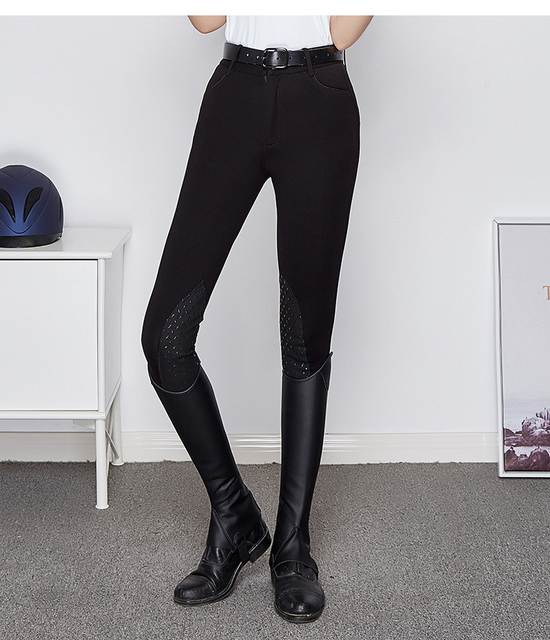 Formal Equestrian Sport Riding Pants By Exquisite Design  4