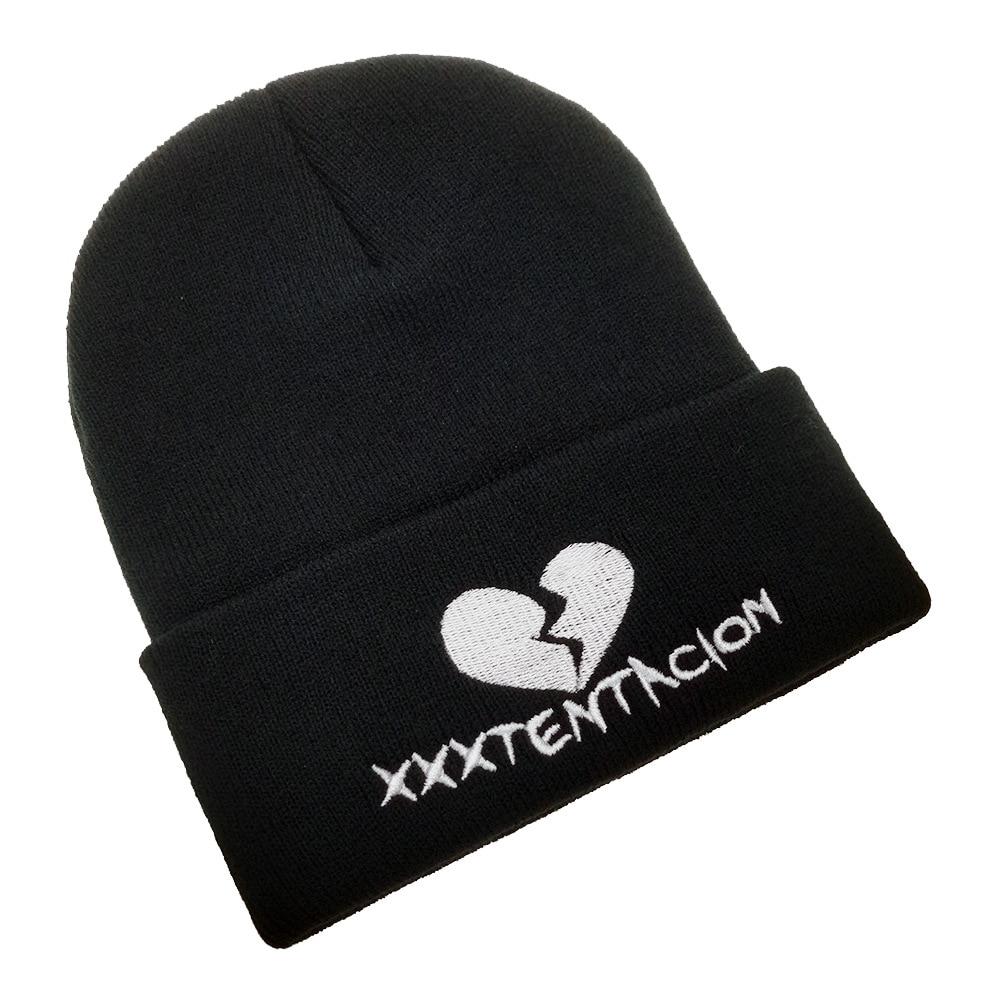 Breaking Bad Logo Knitted Hat Winter Outdoor Hat Warm Beanie Caps for Men Women Black