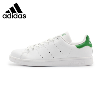 Original New Arrival  Adidas Originals STAN  SMITH  Unisex  Skateboarding Shoes Sneakers 1