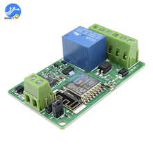 Relay-Module Delay WIFI Remote-Comtrol ESP8266 Smart Wireless-Switch Intelligent Home