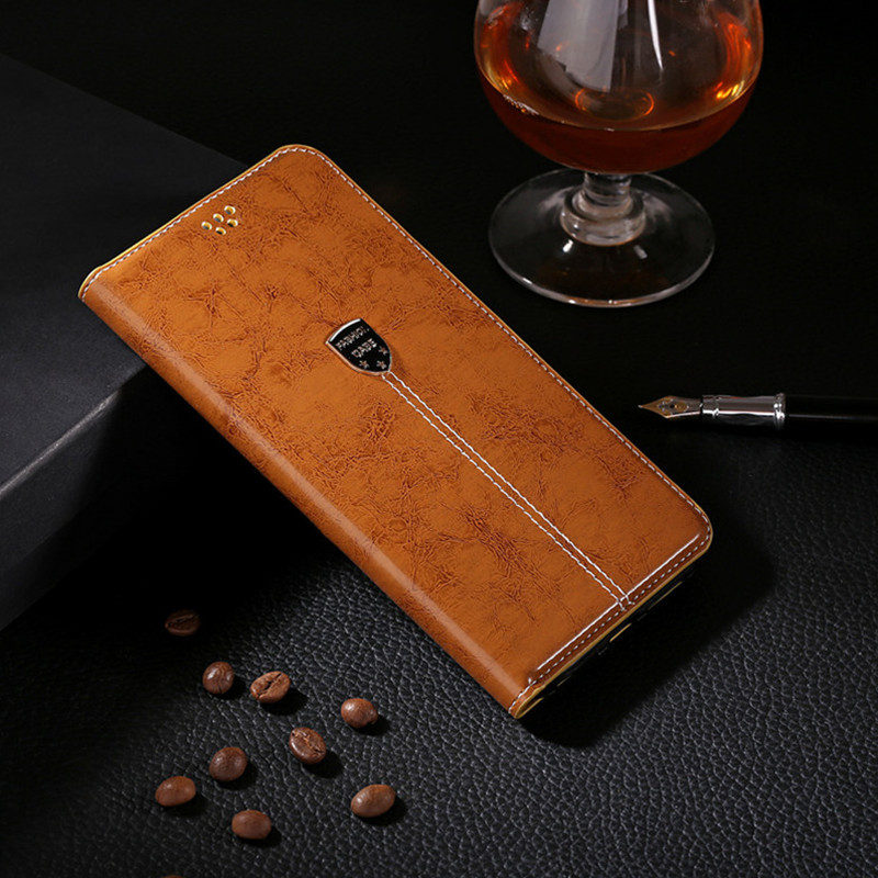 DOREXLON Leather case For <font><b>Nokia</b></font> 1 Plus Case Cover 5.45 Back Cover Phone Flip Case For <font><b>Nokia</b></font> 1 Plus Nokia1 1Plus <font><b>TA</b></font>-<font><b>1130</b></font> <font><b>TA</b></font>-111 image