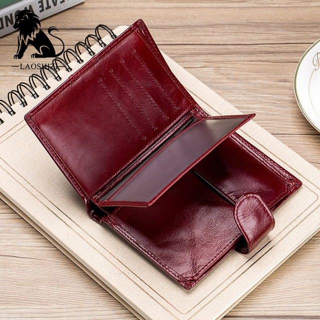 Genuiner Leather Multifunctional Wallet